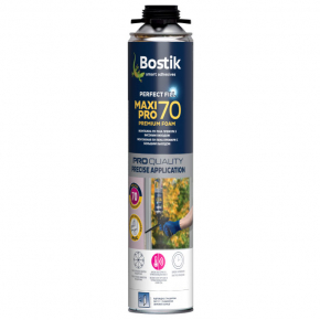 Пена полиуретановая Bostik Maxi PRO 70 универсальная