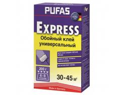 Клей обойный Pufas Euro 3000 Express для легких обоев