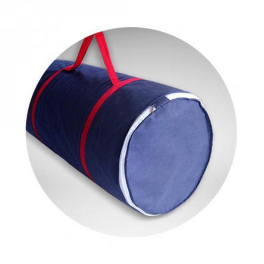 Топпер EuroSleep Slim Cocos comfort 80х190 жаккард с резинками-фиксаторами - изображение 2 - интернет-магазин tricolor.com.ua