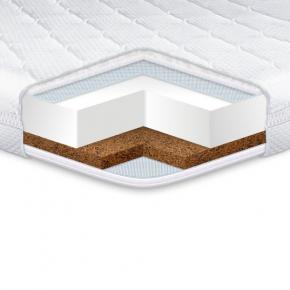 Топпер EuroSleep Standart Cocos 70х190 с резинками-фиксаторами