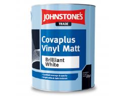 Краска интерьерная виниловая Johnstones Covaрlus Vinyl Matt матовая белая