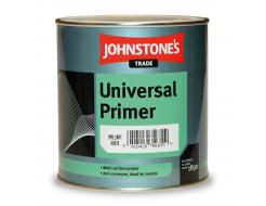 Грунтовка алкидная Johnstones Universal Primer по дереву и металлу и штукатурке глянцевая белая