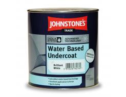 Грунтовочное промежуточное покрытие Johnstones Water -Based Undercoat универсальное белое