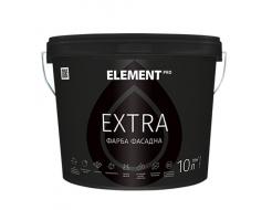 Краска фасадная Element Pro Extra База А водно-дисперсионная матовая белая