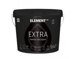 Краска фасадная Element Pro Extra База С водно-дисперсионная матовая прозрачная