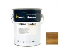 Акриловая лазурь Aqua color – UV protect Bionic House Trox 13 Светло-коричневая - интернет-магазин tricolor.com.ua