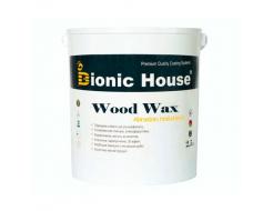 Акриловая эмульсия с воском Wood Wax Bionic House RAL 8017 Шоколадно-коричневая - интернет-магазин tricolor.com.ua