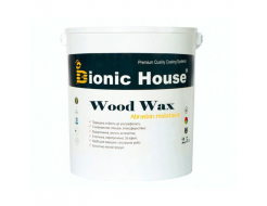 Акриловая эмульсия с воском Wood Wax Bionic House Trox 55 Светло-коричневая - интернет-магазин tricolor.com.ua