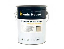 Краска-воск для дерева Wood Wax Pro Bionic House алкидно-акриловая CW 152 Серая - изображение 2 - интернет-магазин tricolor.com.ua