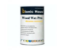 Краска-воск для дерева Wood Wax Pro Bionic House алкидно-акриловая CW 172 Желто-коричневая - интернет-магазин tricolor.com.ua