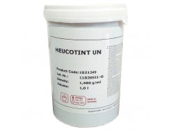 Пигментная паста Heucotint UN 411010 красная - интернет-магазин tricolor.com.ua