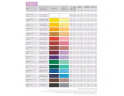 Пигментная паста Heucotint UN 410230 фиолетовая - изображение 3 - интернет-магазин tricolor.com.ua