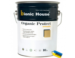 Антисептик для дерева Bionic House Organic Protect Патина - изображение 2 - интернет-магазин tricolor.com.ua