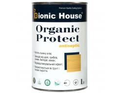Антисептик для дерева Bionic House Organic Protect Грей - интернет-магазин tricolor.com.ua