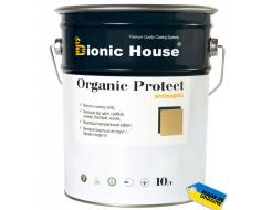 Антисептик для дерева Bionic House Organic Protect Тауп - изображение 3 - интернет-магазин tricolor.com.ua