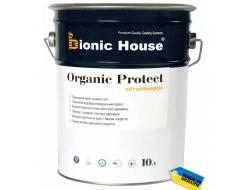 Масло-антисептик для дерева Bionic House Organic Protect Oil Грей - изображение 2 - интернет-магазин tricolor.com.ua