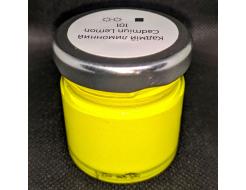 Краска масляная художественная Happy Paint Кадмий лимон 101 - изображение 2 - интернет-магазин tricolor.com.ua
