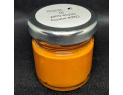 Краска масляная художественная Happy Paint Охра золотая 111 - изображение 2 - интернет-магазин tricolor.com.ua