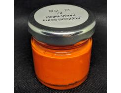 Краска масляная художественная Happy Paint Индийская желтая 117 - изображение 2 - интернет-магазин tricolor.com.ua
