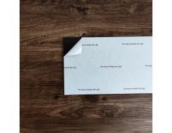 Самоклеящийся гибкий ламинат каштан СВП-002 - изображение 2 - интернет-магазин tricolor.com.ua