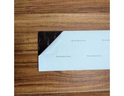 Самоклеящийся гибкий ламинат темное дерево СВП-004 - изображение 3 - интернет-магазин tricolor.com.ua