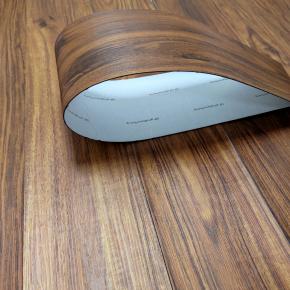 Самоклеящийся гибкий ламинат темное дерево СВП-004 - интернет-магазин tricolor.com.ua