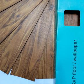 Самоклеящийся гибкий ламинат темное дерево СВП-004 - изображение 4 - интернет-магазин tricolor.com.ua