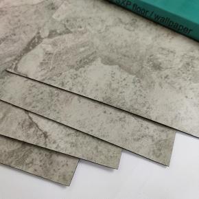 Самоклеящаяся виниловая плитка мрамор оникс СВП-100 600*300 мм - изображение 2 - интернет-магазин tricolor.com.ua