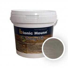 Масло тунговое Tung oil Bionic House Грей - интернет-магазин tricolor.com.ua