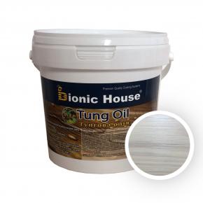 Масло тунговое Tung oil Bionic House Белое - интернет-магазин tricolor.com.ua