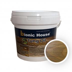 Масло тунговое Tung oil Bionic House Светлый дуб - интернет-магазин tricolor.com.ua