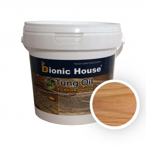 Масло тунговое Tung oil Bionic House Клен - интернет-магазин tricolor.com.ua