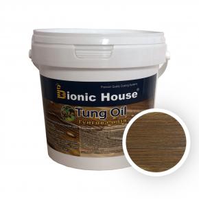 Масло тунговое Tung oil Bionic House Орех - интернет-магазин tricolor.com.ua