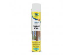 Пена монтажная ручная TKK Tekapur Standart 750 мл - интернет-магазин tricolor.com.ua