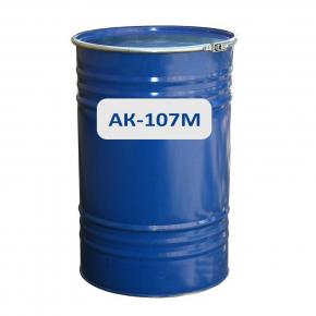 Краска для дорожной разметки АК-107М желтая жидкий пластик