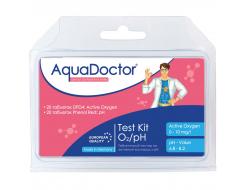 Тестер AquaDoctor Kit таблеточный pH и O2 (20 тестов)