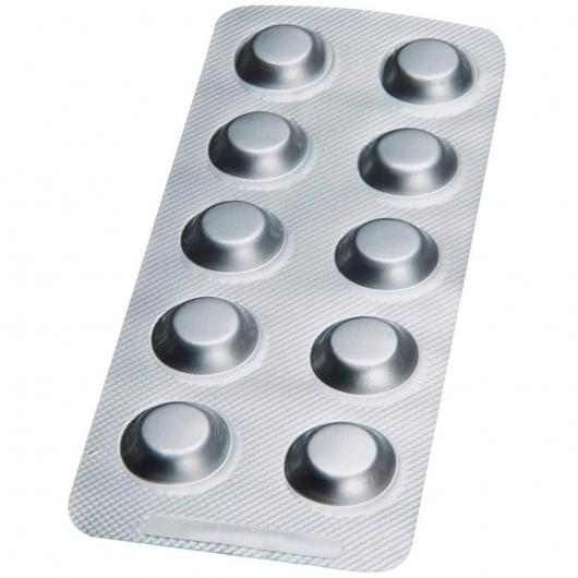 Таблетки для тестеров AquaDoctor PhenolRed PH - ПШ (10 таб)