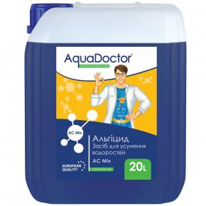 Альгицид AquaDoctor AC Mix - изображение 4 - интернет-магазин tricolor.com.ua