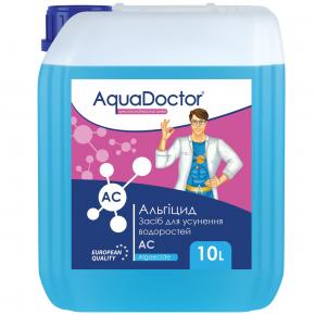 Альгицид AquaDoctor AC - изображение 2 - интернет-магазин tricolor.com.ua