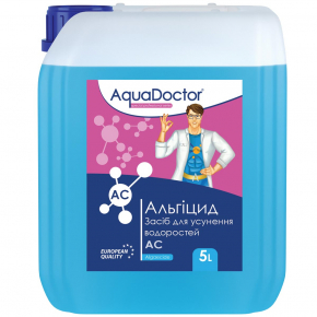 Альгицид AquaDoctor AC - интернет-магазин tricolor.com.ua