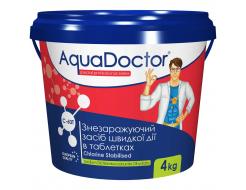 Дезинфектант на основе хлора быстрого действия AquaDoctor C-60T - изображение 3 - интернет-магазин tricolor.com.ua