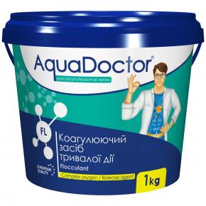 Коагулирующее средство в гранулах AquaDoctor FL - интернет-магазин tricolor.com.ua