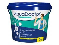 Коагулирующее средство в гранулах AquaDoctor FL - изображение 2 - интернет-магазин tricolor.com.ua