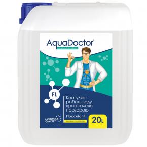 Жидкое коагулирующее средство AquaDoctor FL - изображение 3 - интернет-магазин tricolor.com.ua