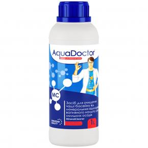 Средство для очистки чаши AquaDoctor MC MineralCleaner - интернет-магазин tricolor.com.ua