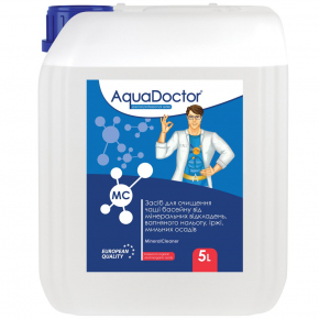 Средство для очистки чаши AquaDoctor MC MineralCleaner - изображение 2 - интернет-магазин tricolor.com.ua