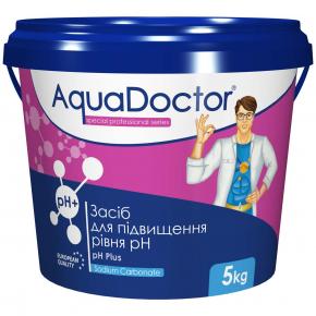 Средство для повышения уровня pH AquaDoctor pH Plus - изображение 2 - интернет-магазин tricolor.com.ua