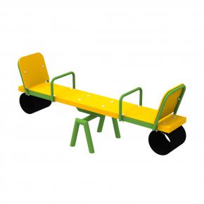 Качели-балансир Kidigo Classic Short 1,54х0,4х0,62 м - изображение 5 - интернет-магазин tricolor.com.ua