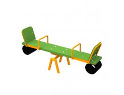 Качели-балансир Kidigo Classic Short 1,54х0,4х0,62 м - изображение 2 - интернет-магазин tricolor.com.ua
