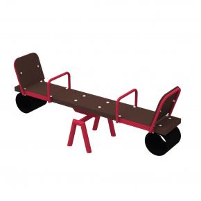 Качели-балансир Kidigo Classic Short 1,54х0,4х0,62 м - изображение 3 - интернет-магазин tricolor.com.ua